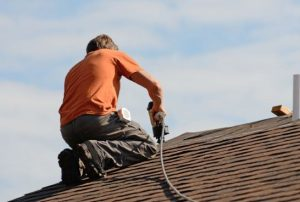 North Grosvenordale Roof Repair